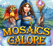 Mosaics Galore Game Featured Image
