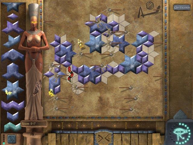 Gra Mosaic Tomb of Mystery Gra Bezpłatne