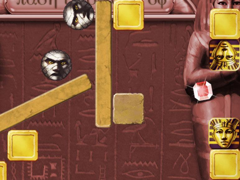 Gra Mummy's Treasure Gra Bezpłatne