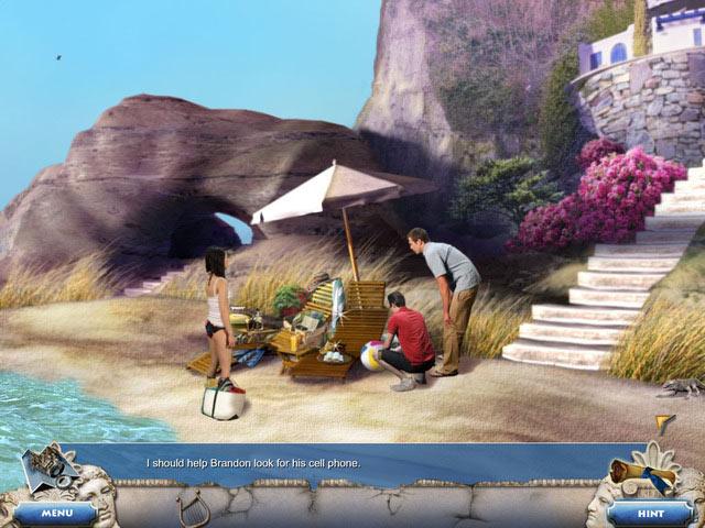 Bezpłatne pobieranie Murder Island: Secret of Tantalus