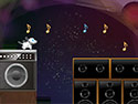 in-game screenshot : Music Puppy (og) - Catch the music notes!