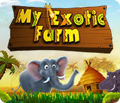 My Exotic Farm Game Featured Image