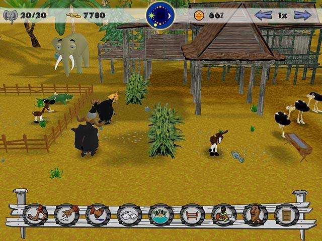 Gra My Exotic Farm Gra Bezpłatne