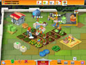 in-game screenshot : My Farm Life 2 (pc) - Run a rooftop farm!