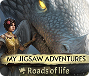 My Jigsaw Adventures: Roads of Life