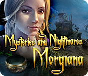 Mysteries and Nightmares: Morgiana for Mac Game