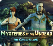 Explore the zombie island and break an ancient curse! What caused the disaster? Was it a virus or magic?