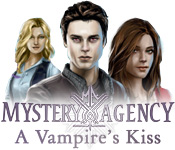 Mystery Agency: A Vampire's Kiss Game Featured Image