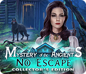 Mystery of the Ancients: No Escape Collector's Edition for Mac Game