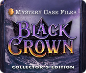 Mystery Case Files: Black Crown Collector's Edition for Mac Game