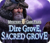 Mystery Case Files: Dire Grove, Sacred Grove Walkthrough