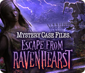 Mystery Case Files: Escape from Ravenhearst Game Featured Image
