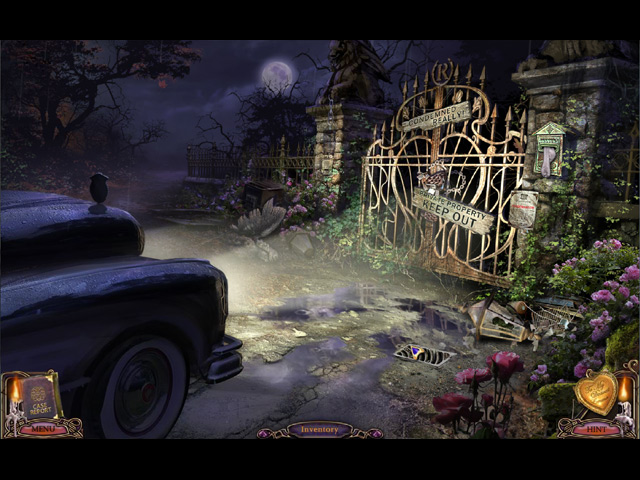 Mystery Case Files: Escape from Ravenhearst - Screenshot