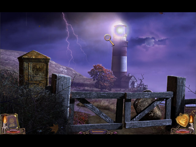 Mystery Case Files®: Escape from Ravenhearst - Screenshot