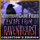 Mystery Case Files�: Escape from Ravenhearst Collector's Edition