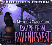 Featured Image of Mystery Case Files®: Escape from Ravenhearst Collector's Edition Game