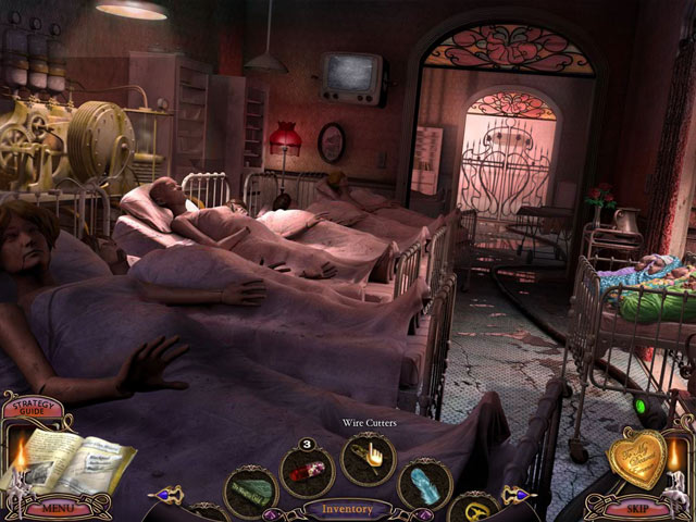 Mystery Case Files®: Escape from Ravenhearst Collector's Edition - Screenshot