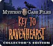 Mystery Case Files: Key to Ravenhearst Collector's Edition mac game - Get Mystery Case Files: Key to Ravenhearst Collector's Edition mac game Free Download