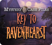 Mystery Case Files: Key to Ravenhearst Game Featured Image