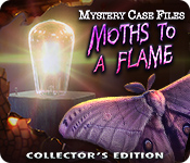 Mystery Case Files: Moths to a Flame Collector's Edition for Mac Game