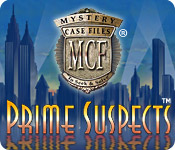 Mystery Case Files: Prime Suspects for Mac Game