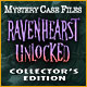 Buy PC games online, download : Mystery Case Files: Ravenhearst Unlocked Collector's Edition