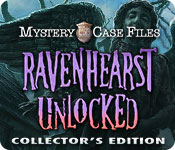 Mystery Case Files: Ravenhearst Unlocked Collector's Edition Game Featured Image