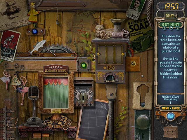 Mystery Case Files: Ravenhearst ® - Screenshot