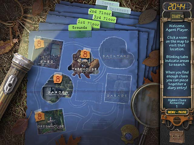 Mystery Case Files: Ravenhearst - You be the detective.