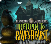 Mystery Case Files: Return to Ravenhearst Game Featured Image
