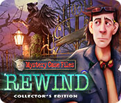 Mystery Case Files: Rewind Collector's Edition Game Featured Image