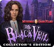 Mystery Case Files: The Black Veil Collector's Edition Game Featured Image