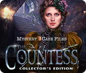 Mystery Case Files: The Countess Collector's Edition Game Featured Image