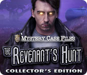 Mystery Case Files: The Revenant's Hunt Collector's Edition Game Featured Image