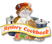 Mystery Cookbook Feature Game