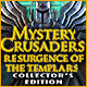 Mystery Crusaders: Resurgence of the Templars Collector's Edition
