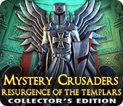 Mystery Crusaders: Resurgence of the Templars Collector's Edition Game Featured Image