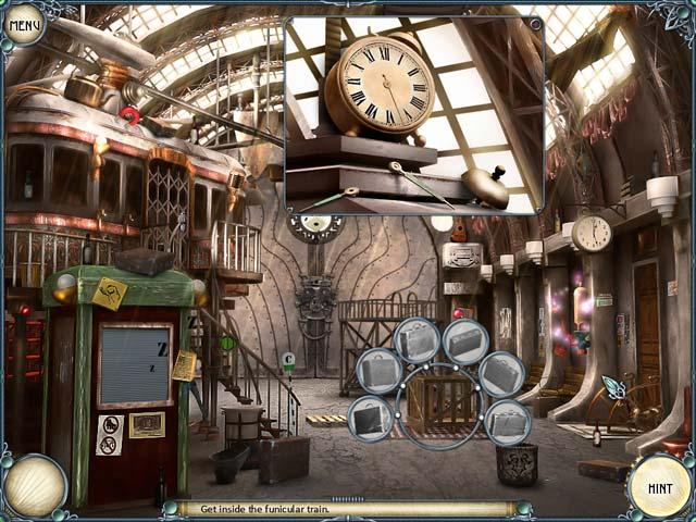 Bezpłatne pobieranie The Mystery of the Crystal Portal: Beyond the Horizon