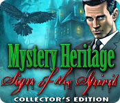 Mystery Heritage: Sign of the Spirit Collector's Edition Game Featured Image