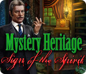 Mystery Heritage: Sign of the Spirit for Mac Game