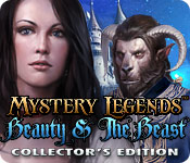 Mystery Legends: Beauty and the Beast Collector's Edition Game Featured Image