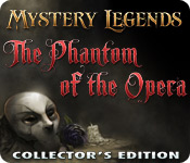 Mystery Legends: The Phantom of the Opera Collector's Edition Game Featured Image