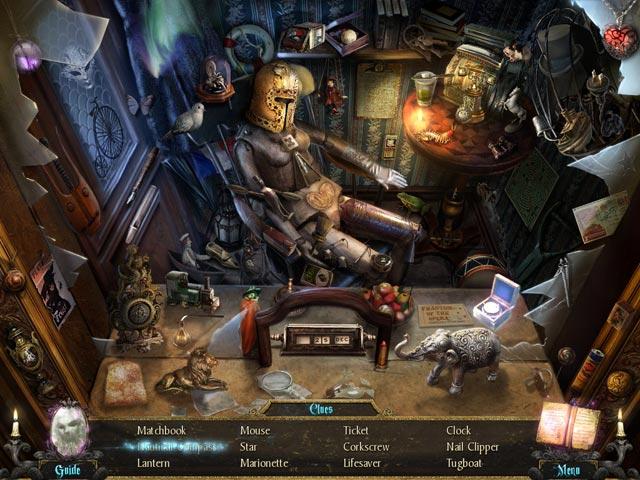 Gra Mystery Legends: The Phantom of the Opera Collector's Edition Gra Bezpłatne