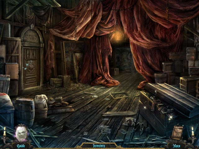 Bezpłatne pobieranie Mystery Legends: The Phantom of the Opera Collector's Edition