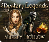 Mystery Legends: Sleepy Hollow Feature Game