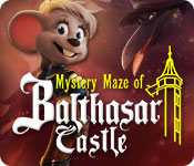 Mystery Maze of Balthasar Castle Game Featured Image