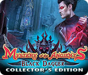 Mystery of the Ancients: Black Dagger Collector's Edition Game Featured Image