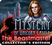 Mystery of Unicorn Castle: The Beastmaster Collector's Edition Game Featured Image