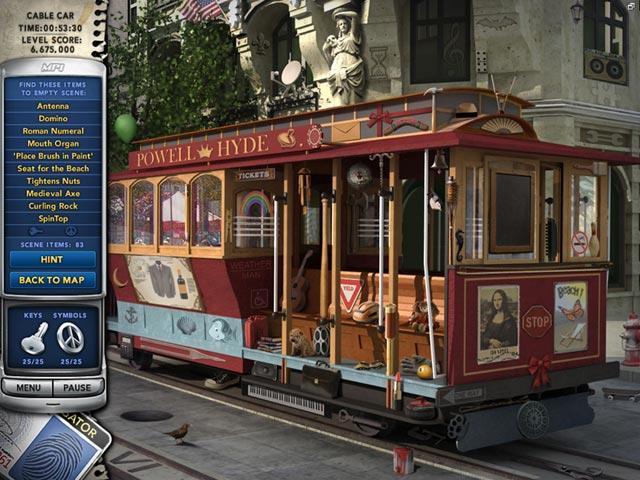 Gra Mystery P.I.: Stolen in San Francisco Gra Bezpłatne