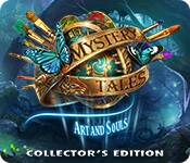 Buy PC games online, download : Mystery Tales: Art and Souls Collector's Edition